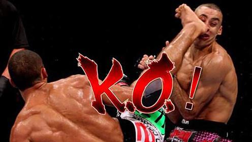 日本猛人重拳狂轰对手,结果竟遭反杀,惨被KO!