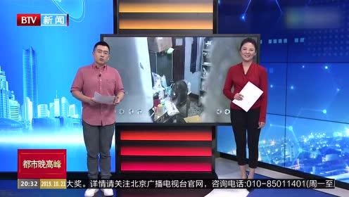 """四川西昌:野猴闯大学宿舍""""串门""""女生被吓哭"""