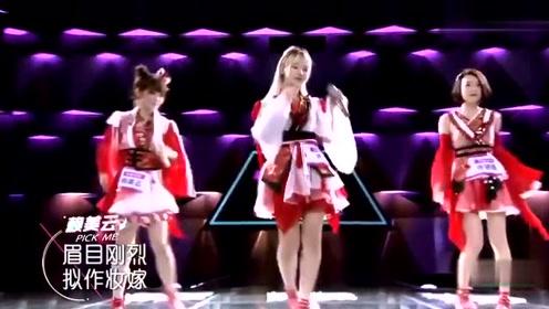 赖美云初评级舞台《红昭愿》舞姿优美让人留恋,中国风就是优秀