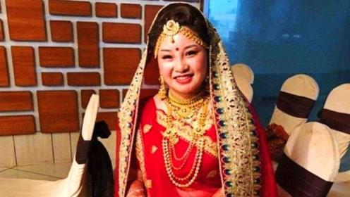 远嫁印度的中国美女,不到半年就后悔,直言一点受不了