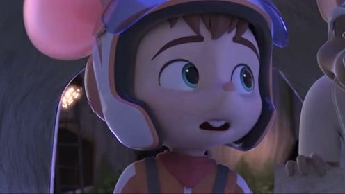 舒克贝塔智慧谷04 森林上演大戏《鼠申克的救赎》