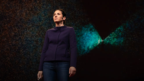 TED:如果我们再坚持40年,就能绘制出所有星系的地图