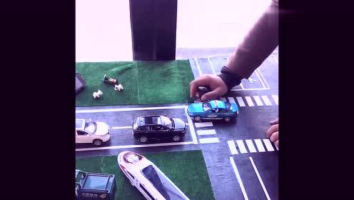 一个真实的碰瓷案例,司机们可要注意了,路上警惕这种人!