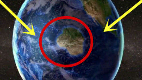 """地球在""""偷偷""""的喝水,它喝的水都流去哪了?看完你就明白了!"""