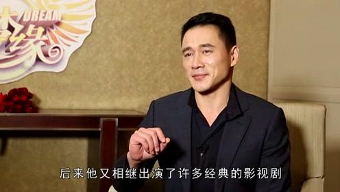 21年后丁海峰再饰演武松,定妆照曝光依旧潇洒帅气,颜值不减当年