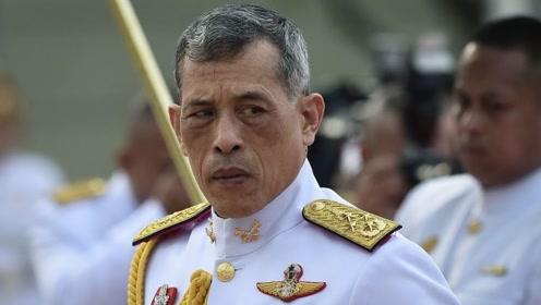 """人事变动继续!泰国国王再解职4名王室官员 有人涉""""通奸"""""""