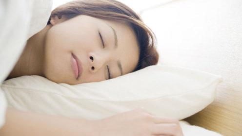 别大意!睡觉时经常流口水,到底是怎么回事?不外乎这4点