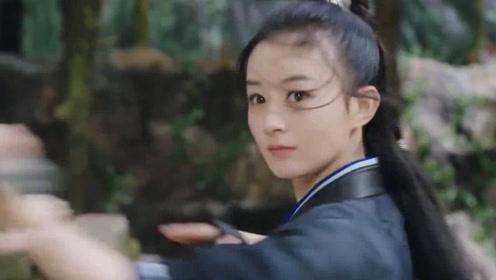 有翡:赵丽颖挥舞大刀这段,看了10遍,这造型演技太帅了吧