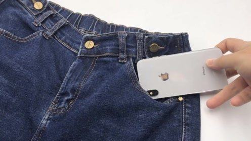 手机放裤兜里,屏幕应该朝外还是贴腿内?好多人不懂,看完别乱放