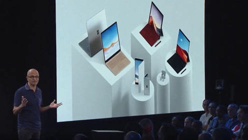 微软发布Surface系列新品 设计精美令人大饱眼福