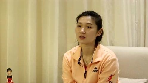 她是中国女排里的小可爱,身材小鸟依人,更是郎平麾下的一员悍将!