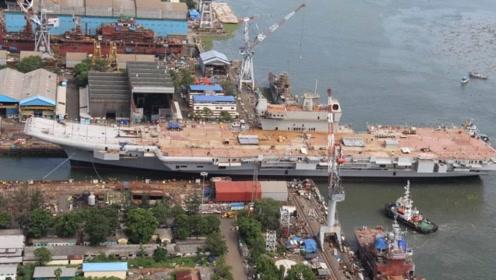 13亿印度人翘首已盼!大国壕掷700亿全球招标,势必造出核动力航母