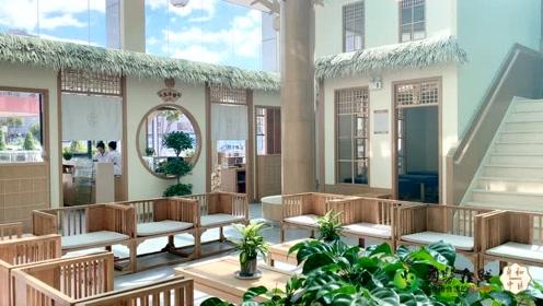 贞和中医馆,这才是中医馆该有的样子,太美了!