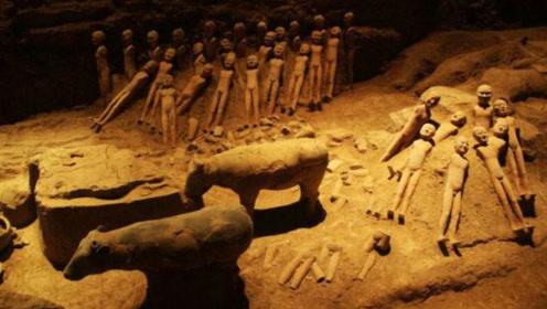 """陕西山村每晚都""""地震"""",招来考古专家调查:地下竟有6位帝王"""