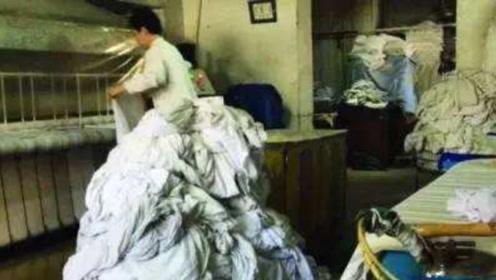 你知道酒店的浴巾有多脏吗?而这些浴巾多久洗一次?看完还敢住?