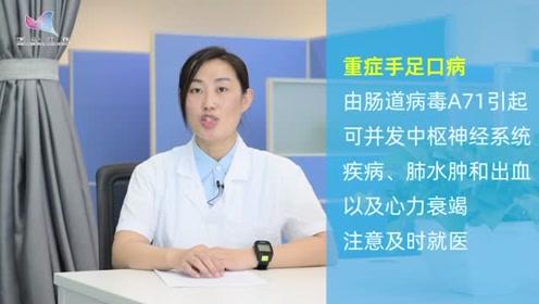 医生说:手足口病和疱疹性咽颊炎