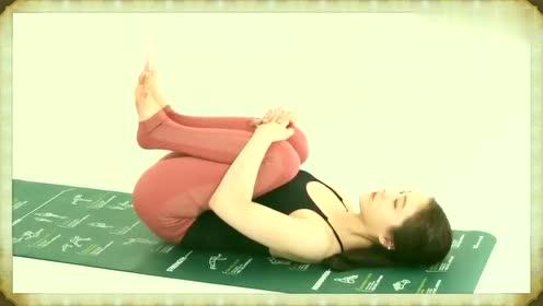 晨起最适合做的瑜伽体式,排毒养颜促进血液循环,使皮肤光泽