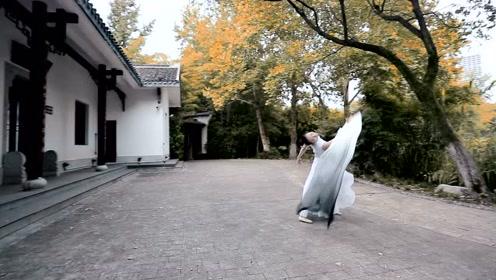 许嵩的《惊鸿一面》终于出编舞了,古典技艺传承最强经典!