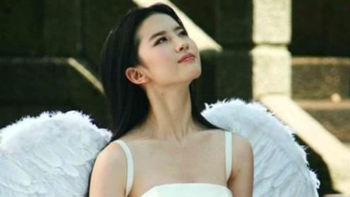 刘亦菲牺牲最大的电影,不仅穿泳衣还纹身,网友:看二十遍不过瘾