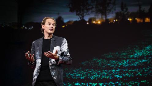 TED:高科技和想象力结合的环保设计,打造出魔法城市