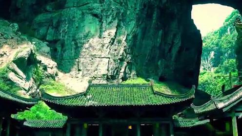 """我国""""最值钱""""的四合院,隐藏在重庆深山之中,价值无法估量!"""