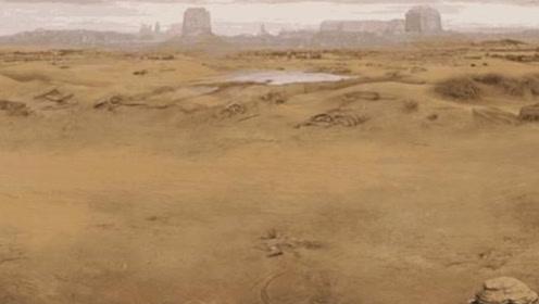 如果将沙漠中的沙子全部都抽走,底部有什么?说出来你都不信