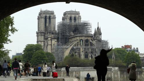 港媒:中法签署合作文件 中国将参与修复巴黎圣母院