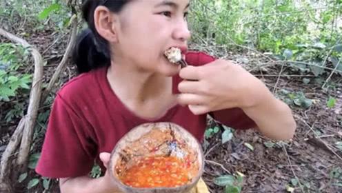 都说越南人很穷,看看他们每天吃的东西,我居然羡慕了!