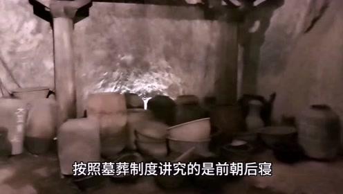 龟山汉墓楚王的原棺室,还有个小亭子,怎么没有看见棺椁