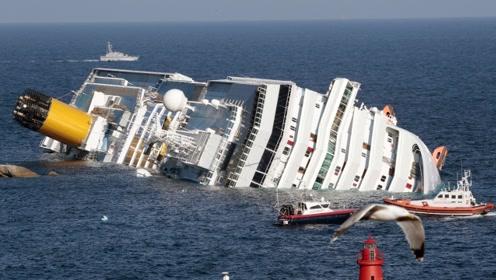沉船中的油会造成污染,别担心专家告诉你这油还能回收使用!