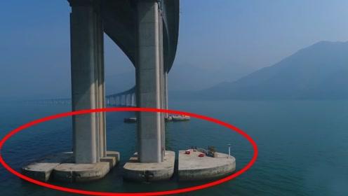 港珠澳大桥桥墩如何造的?3D模拟全程,太佩服工程师了!