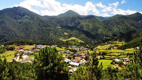 中国最美的村庄,被联合国钦定为世界第一村,藏于深山鲜为人知