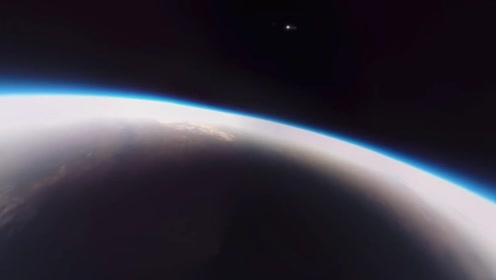 【每日药闻】从太空观看日食的场景