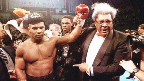 """泰森的""""第一次"""":16岁比赛被吓到哭鼻子,没想到上场8秒就KO对手"""