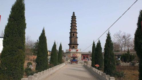 中国现存最高的铁塔,400多年从未生锈,如今禁止游客进入!