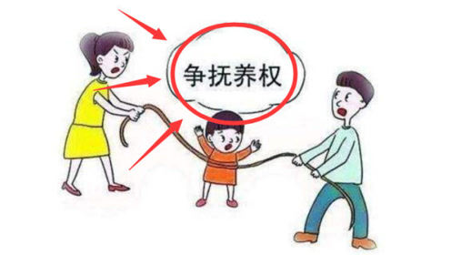 """2019年婚姻法新规:父母""""离婚"""",孩子归谁,这次不用争!"""