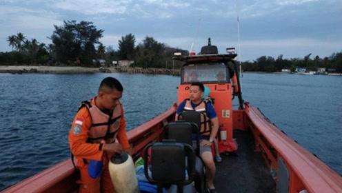 游客印尼潜水三人失踪:搜救员已找到一具遗体