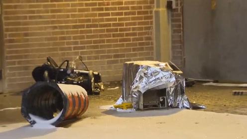 太惨!加拿大2岁女童被8楼坠落空调砸死 母亲在一旁亲眼目睹