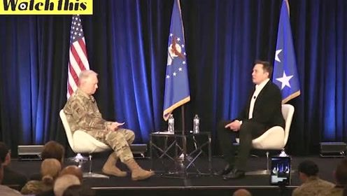 5分钟看马斯克美国空军太空采访:我成功的原因是招纳贤士和奖惩机制