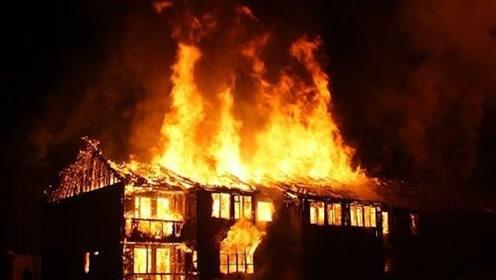 2个月5起火灾,纵火犯竟是消防队长:我想测试队员