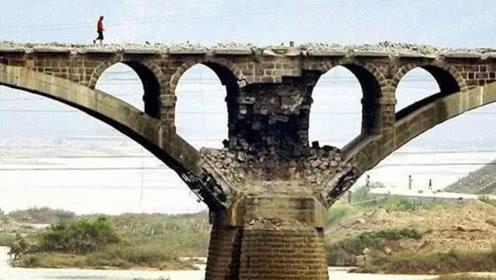 中国最委屈桥梁,被专家定义为危桥,爆炸后,意外炸出一群假专家