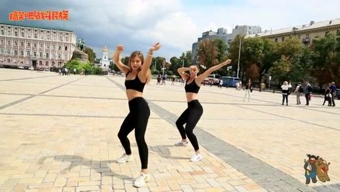 """健身教练突然跳起了""""广场舞"""",网友:好好的舞蹈跳成了健美操"""