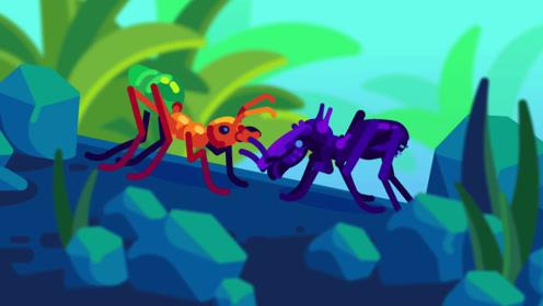 【Kurzgesagt】超级蚁群和地球上最宏伟的战争