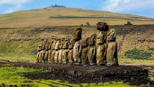 复活节岛巨石像之谜被解开?直言:正是石像毁灭了创造者