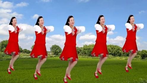 蝶舞芳香广场舞《老妹你真美》欢快16步采点步子舞教学
