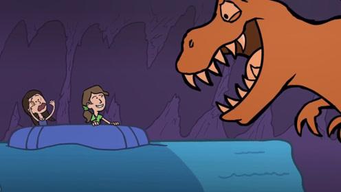 女孩跟着妈妈去玩漂流,却被吓得嚎啕大哭,在心中留下了阴影!