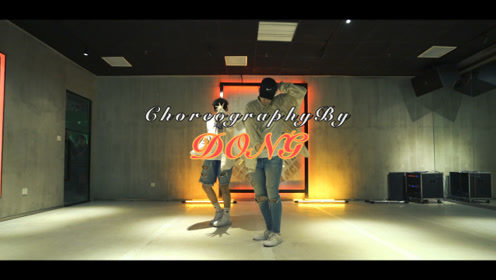 HELLO DANCE作品 晓东choreo-No More
