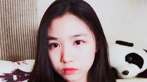 汪峰14岁女儿独自在家煮泡面 大眼水汪汪清纯可爱