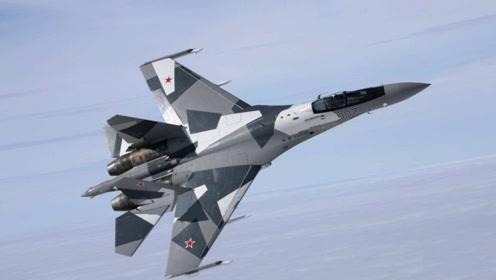 已做好战争准备,普京下令苏35战机火速出击,差点酿成一场大祸