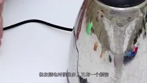 为什么电热水壶的电源线都很短?制造商:我也想做长些